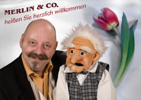 Bauchredner, Bauchrednershow, Show, www.bauchreden.net